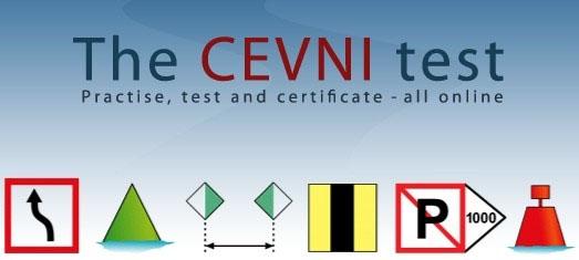 Online CEVNI test logo
