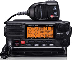 RYA VHF Radio course online radio with AIS