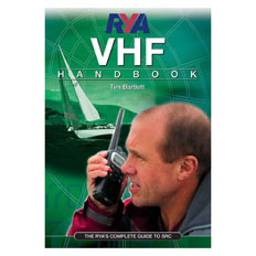VHF Radio handbook for RYA online VHF course